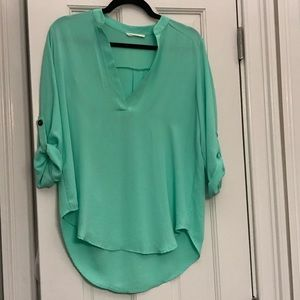 Mint Blouse in Sz M